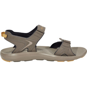 Columbia Techsun Sandals Men mud/canyon gold